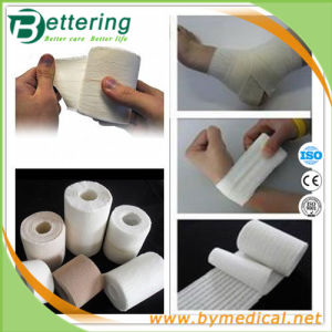 Cotton Elastic Adhesive Bandage (Heavy Eab) pictures & photos