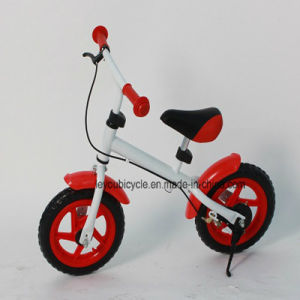 Red Balance Bikes for Kids pictures & photos