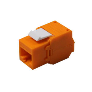 Cat5e&CAT6&CAT6A in-Line Keystone Coupler