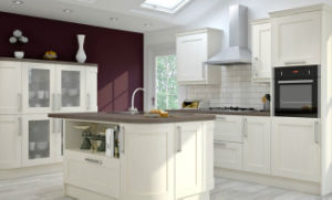 Kitchen Furniture Melamine Faced Kitchen Cabinets pictures & photos