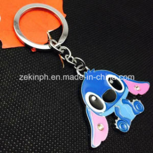 Factory-Direct Customized Cute Animal Keyrings pictures & photos
