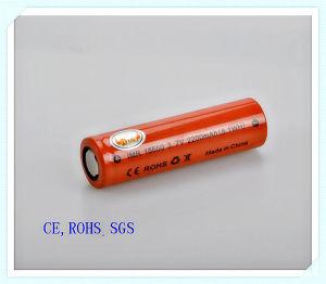 Li-ion Cylindrical 18650-2200mAh, E-Cigarette, Power Bank, Audio Li-ion Battery