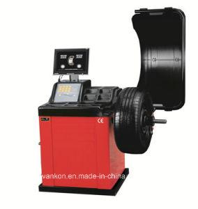 Car Wheel Balancer with Microcomputer