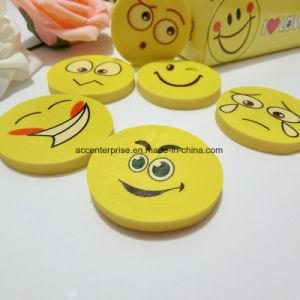 Smile Face TPR Eraser pictures & photos