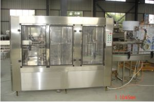 ISO9001 Purified Water Filling Line---7000bph pictures & photos