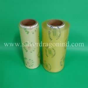 PVC Food Wrapping Film with Best Fresh Brand pictures & photos