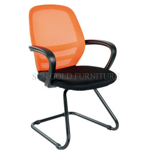 Hot Sale Modern Cheap Mesh Visitor Meeting Chair (SZ-OC198) pictures & photos