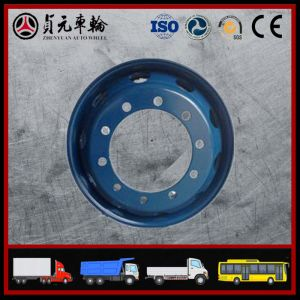 High Quality Steel Wheel Rims, Bus, Heavy Truck (22.5*8.25) pictures & photos
