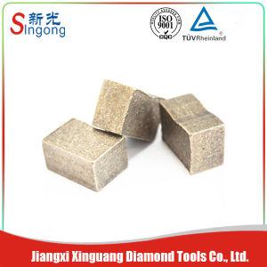 M Shape Block Cutting Diamond Segments for Granite pictures & photos