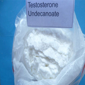 Healthy Bodybuilding Testosterone Undecanoate / Andriol for Men Hypogonadism Treatment 5949-44-0 pictures & photos