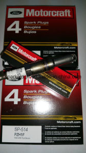 Set of 8 Motorcraft Sp-514 Spark Plugs Pzh1f4 Motorcraft Sp-514 Pzh1f Spark Plugs OEM Ford Mercury pictures & photos