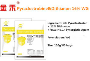 High Effect 16% Wg Fungicide Pyraclostrobin Dithianon Synergistic Agent Pesticide pictures & photos
