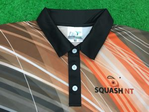 Healong Customized 100% Polyester Polo Men Shirts pictures & photos