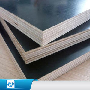 Shuttering /Marine/WBP/Concrete Formwork /Combi/Hardwood Film Faced Plywood pictures & photos