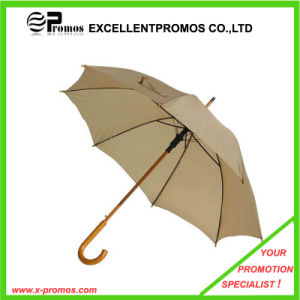 Most Popular Customized Brand Cheap Polyester Umbrella (EP-U9108) pictures & photos