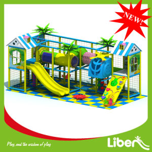 Easily Installed Small Indoor Play Slide for Fun pictures & photos