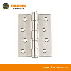 S. S Door Hinge with Square Corner/ Door Hardware (3X2.5X2) pictures & photos