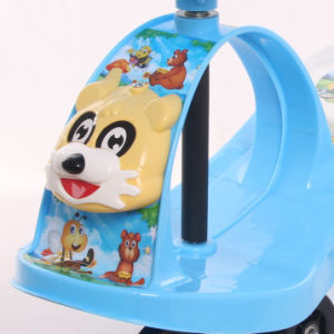 New PP Plastic Baby Wiggle Car for India pictures & photos