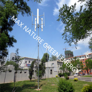 3kw H Structure Five Blades Vertical Wind Turbine pictures & photos