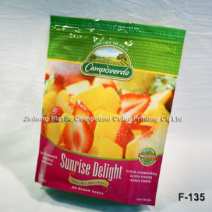 High Quality Stand up Zipper Fruit Bag pictures & photos