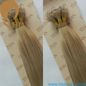 24# Human Virgin Remy Nano Ring Hair Extension pictures & photos