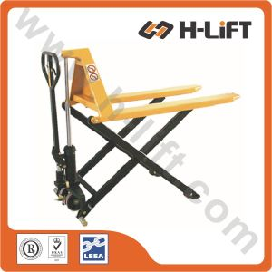 High Lift Pallet Truck (PT-JF) pictures & photos