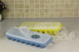 Plastic Ice Cube Tray Mold (LS-7001)
