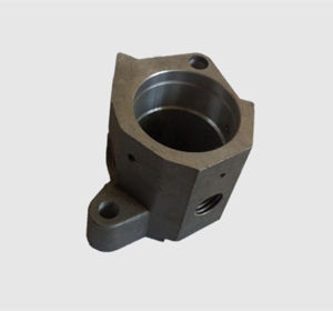 Precision Zinc Alloy Die Casting Part pictures & photos