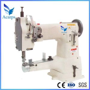 Single-Needle Cylinder Sewing Machine for Sewing All Kinds of Material Yd-335