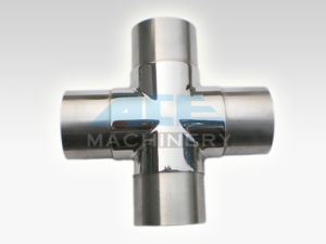 Stainless Steel Hygienic Short Type Equal Cross (ACE-PJ-W3) pictures & photos