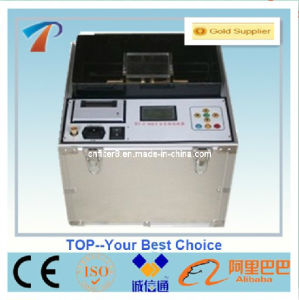 Low Cost Insulating Oil Analysis Instrument (IIJ-II-80) pictures & photos