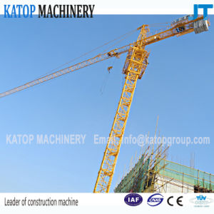 Katop Brand Construction Machinery TC5010 Tower Crane pictures & photos