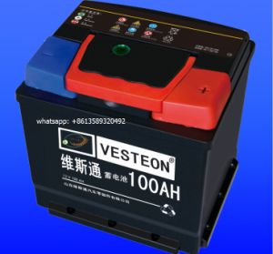 Japan 12V Auto Truck Mf Car Battery N100 N120 N150 pictures & photos