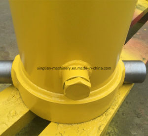 Long Stroke 5 Stage Hydraulic Cylinder for Dump Truck pictures & photos