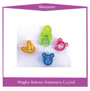 Plastic Sharpener with Cover pictures & photos