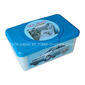 Car Cleaning Wipes (FW-010) pictures & photos
