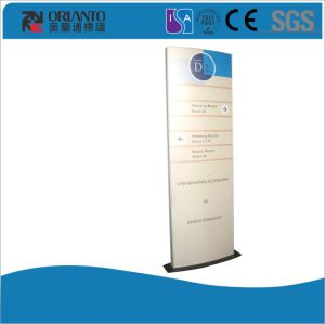 Double Sides Aluminium Profile Pylon pictures & photos