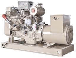 Cummins 50kw-500kw Marine Diesel Generator pictures & photos