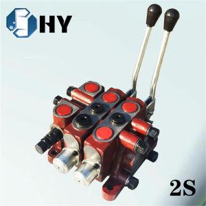 DL15 Excavator Hydraulic Pump Directional Control Spool Valve Relief Valve pictures & photos