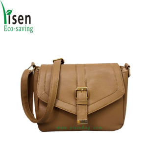 PU Shoulder Bag, Ladies Bag (YSLB02-007) pictures & photos