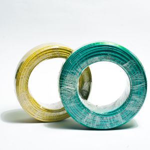 Copper, PVC Insulated Electric Flexible Wire 1.5, 2.5, 4, 6, 10, 16, 25, etc pictures & photos