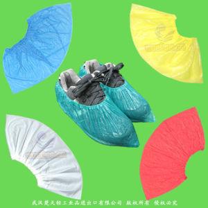 Disposable Plastic Shoe Cover pictures & photos
