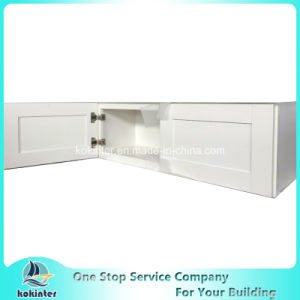 American Style Kitchen Cabinet White Shaker W3612 pictures & photos
