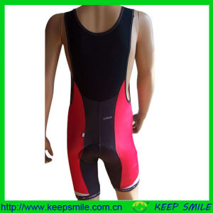 Custom Sublimation Printing Cycling Bib Short Manufacturer pictures & photos
