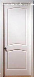 Wooden Door/ Solid Wood Door/Timber Door with Glass pictures & photos