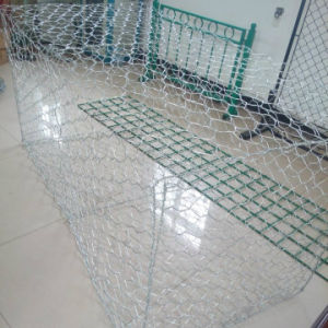 Atsm Standard Cheap Price Galvanized Gabion Box pictures & photos