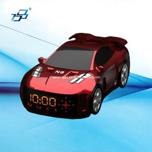 GPS Speed Radar Detector ODM and OEM with Full Band Radar Detection of X. K, Nk, Ka, Nka, Ku, Laser (GR N8)