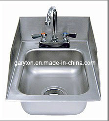 Hand Sinks with Sidesplash (HLW-1517) pictures & photos