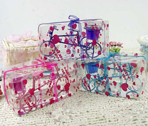 Bicycle Jelly Candles, House Decoration pictures & photos
