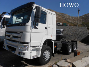 Sinotruk HOWO 6X4 Tractor Truck with 371HP (ZZ4257S3241W) pictures & photos